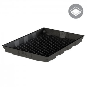 4x6 Black X-Trays Flood Table