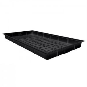 4x8 Black X-Trays Flood Table