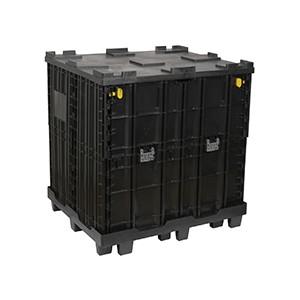 48x40x41 Maximizer Bulk Box 800lbs pallet/lid/sleeve