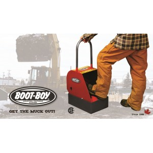 Boot-Boy® Industrial Footwear Cleaner