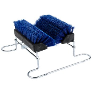 """Boot 'N Shoe Brushes Overall Length: 16-1/2"""""""