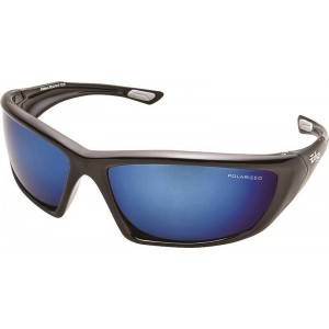 Robson Polarized Eyewear, UV, Blue / Mirror Lense