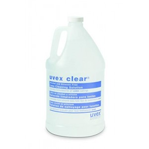 Uvex Clear ® Lens Cleaning Solution Capacity: 3780 ml