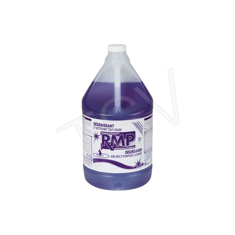 Cleaner 4L CFIA Phosphate-Free Concentrated & Degreaser Biodegradable