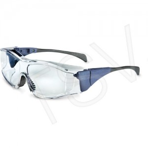 Ambient OTG Safety Glasses Standard(s) Met: CSA Z94.3 Lens Tint: Clear Lens Coating: Anti-Scratch