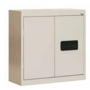 """Wall Cabinet, All Welded w/Keyless Electronic Handle 30""""W X 12""""D X 30""""H"""