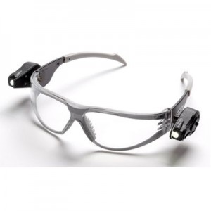 3M(TM) Light Vision(TM) LED Light Safety Glasses