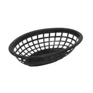 BASKET black oval side order