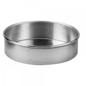 ALUM BAKE PAN 12 X 3  18 GA