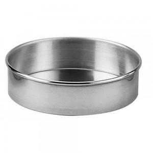 ALUM BAKE PAN 8 X 2   18 GA