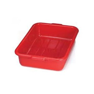 TOTE BOX RED