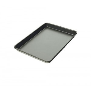 """Heavy Duty Full Size Sheet Pan, Aluminum with Commercial Non Stick Coating, 18"""" x 26"""" x 1"""""""