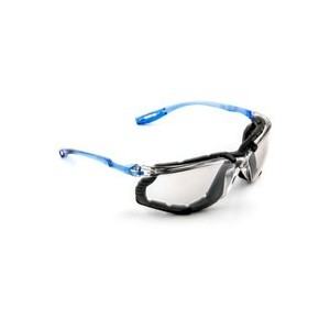 3M™ Virtua™ CCS Safety Glasses with Foam Gasket, In/Out Anti-Fog Lens,