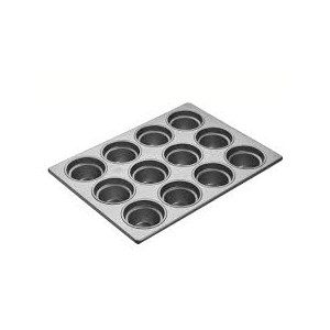LARGE MUFFIN TIN 12 CUP