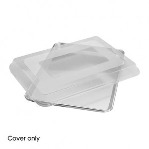 PP COVER FOR HALF SIZE SHEET PANS