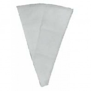 """PLASTIC COATED PASTRY BAG 18"""""""
