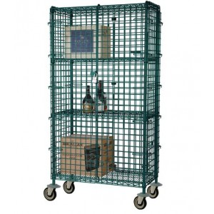 24X60 SECURITY CAGE GRN FMSEC2460GN