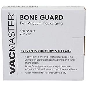 "VacMaster Bone Guard 150/box, 4.5""x5"" 6 mil"