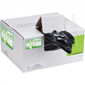 "Garbage Bag Trash Liner, 24"" X 33"" 1.2 mil, 250/cs, Strong"