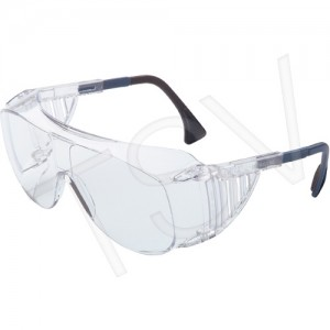 Ultra-spec ® 2001 OTG Safety Glasses Standard(s) Met: CSA Z94.3/ANSI Z87+ Lens Tint: Clear Lens Coating: Anti-Scratch
