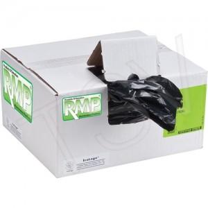 "Garbage Bag Trash Liner, 35"" x 50"" Black, 200/cs, Strong"