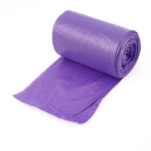 Garbage Bags Purple 36X58 1.5mil. 55 gal. 100/CS  20lbs
