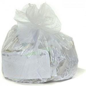 "Garbage Bag Trash Liner, 35"" X 50"", 1.2Mils, 150/CS, X-Strong"