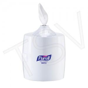 JD605  PURELL® Sanitizing Wipes Large Wall Dispenser