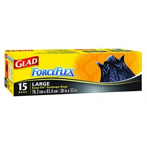 GLAD FORCEFLEX LARGE  15 CTX12