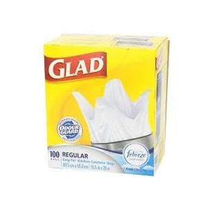 GLAD KITCHEN CATCHER REGULAR  48 CTX12