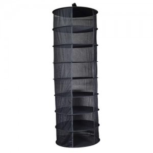 Grower's Edge Dry Rack Partially Enclosed  2 ft 12perCs
