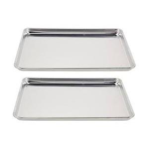 """20 Gauge Aluminum Sheet Pans, 18"""" x 26"""" NSF"""