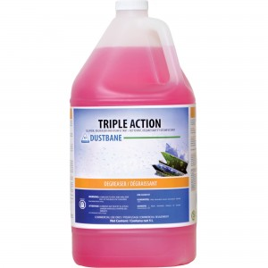 Triple Action - Cleaner, Degreaser, and Disinfectant, 5L