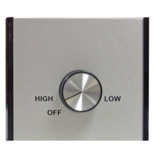 Control - Fan 2.5 Amp Variable Speed For Up To 2 Fans