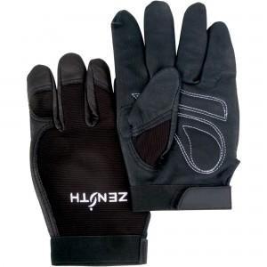 ZM300 Mechanic Gloves, Grain Cowhide