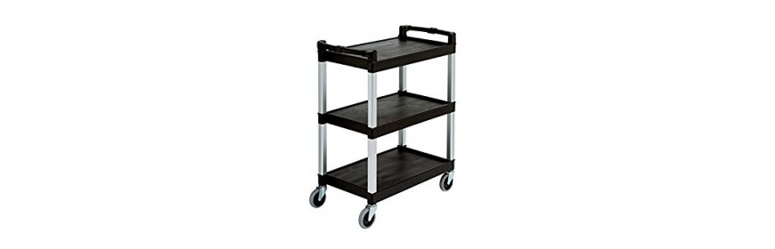 Utility Bussing Carts