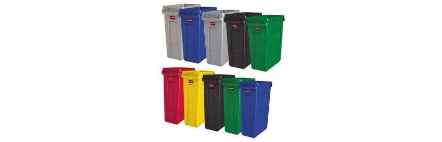 16 Gallon Slim Jim Container