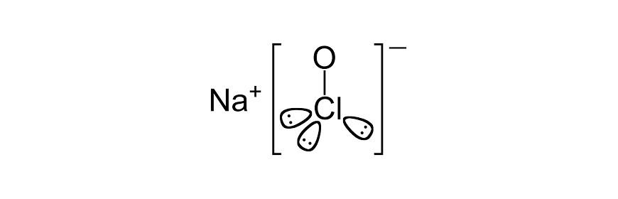 Bleach Sodium Hypochlorite