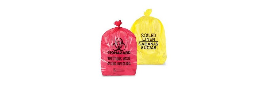 Hazardous Waste / Biohazard Bags