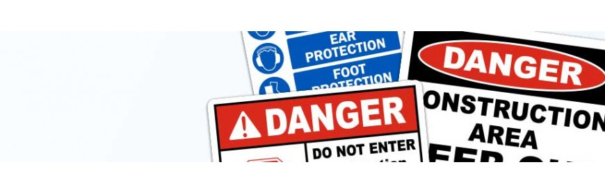 Facility Signage
